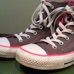 Converse women's shoe.